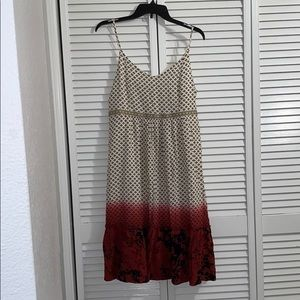 New woman's size small summer dress.